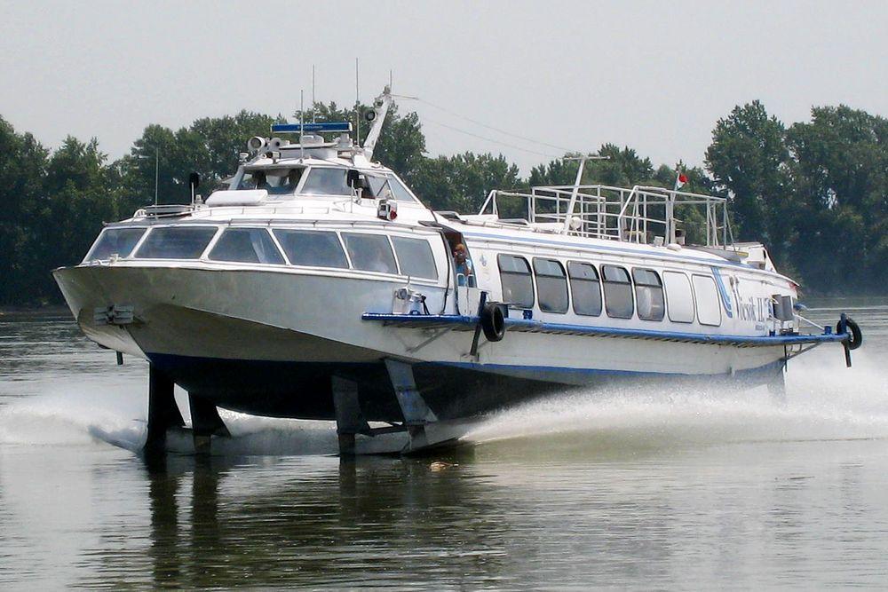 Boat Trips On The Danube