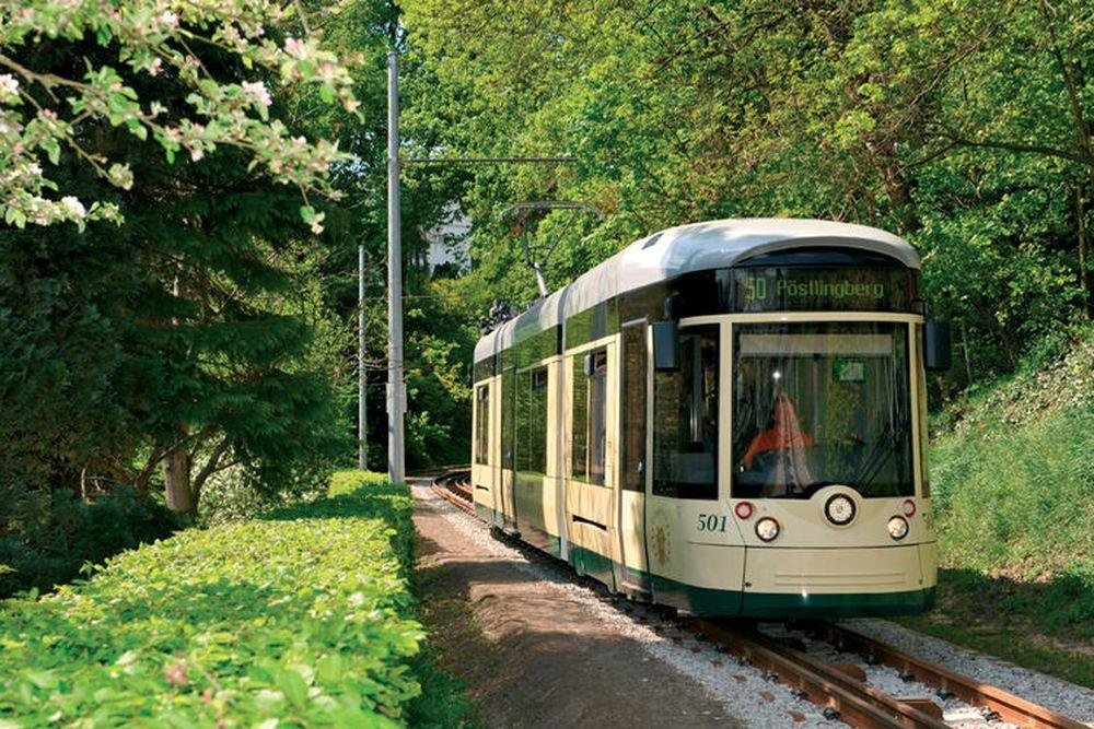 Fietstocht Passau-Wien - Mobiel in Linz