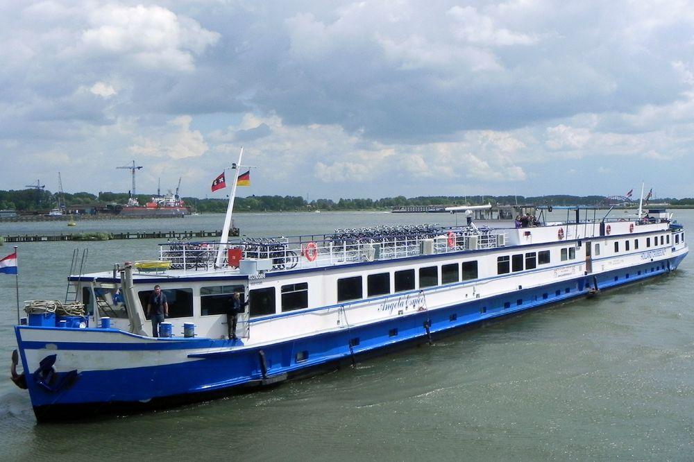 Urlaub mit Rad und Schiff - MS Angela Esmee