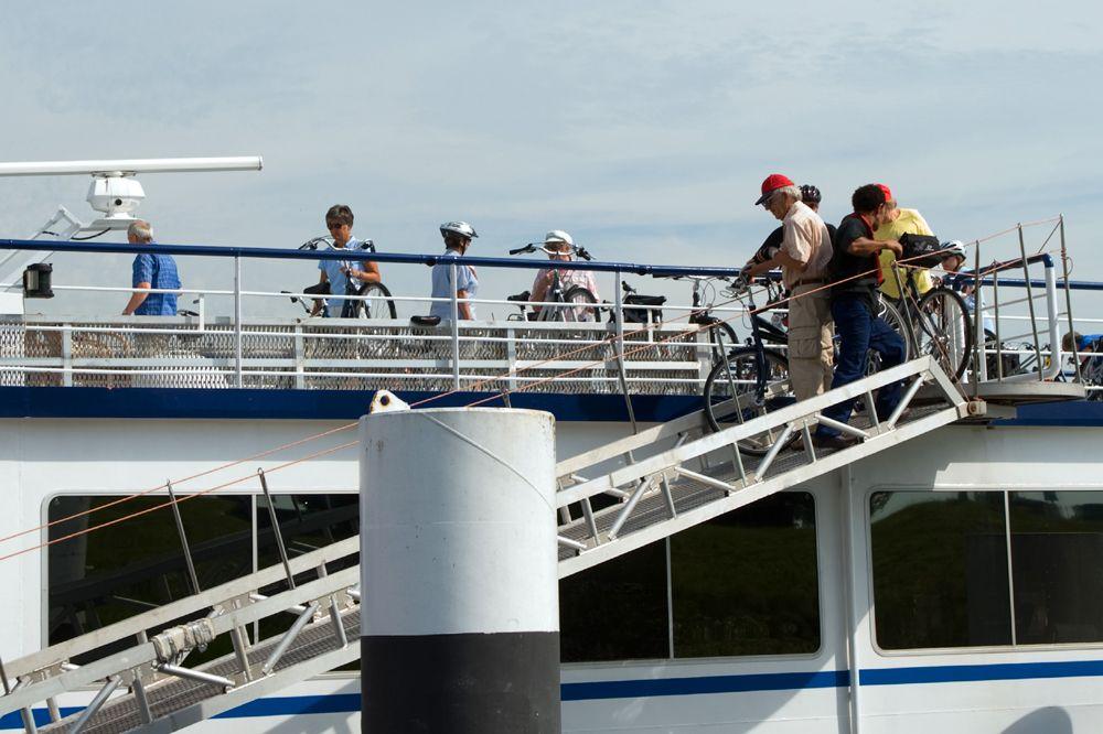 Urlaub mit Rad und Schiff - Radtour