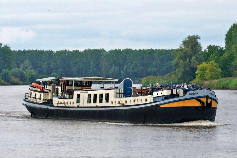 Urlaub mit Rad und Schiff - MS Gandalf
