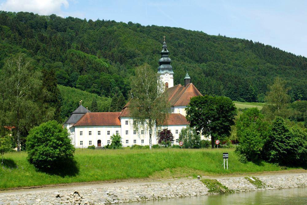 Radtour Passau-Wien - Stift Engelszell