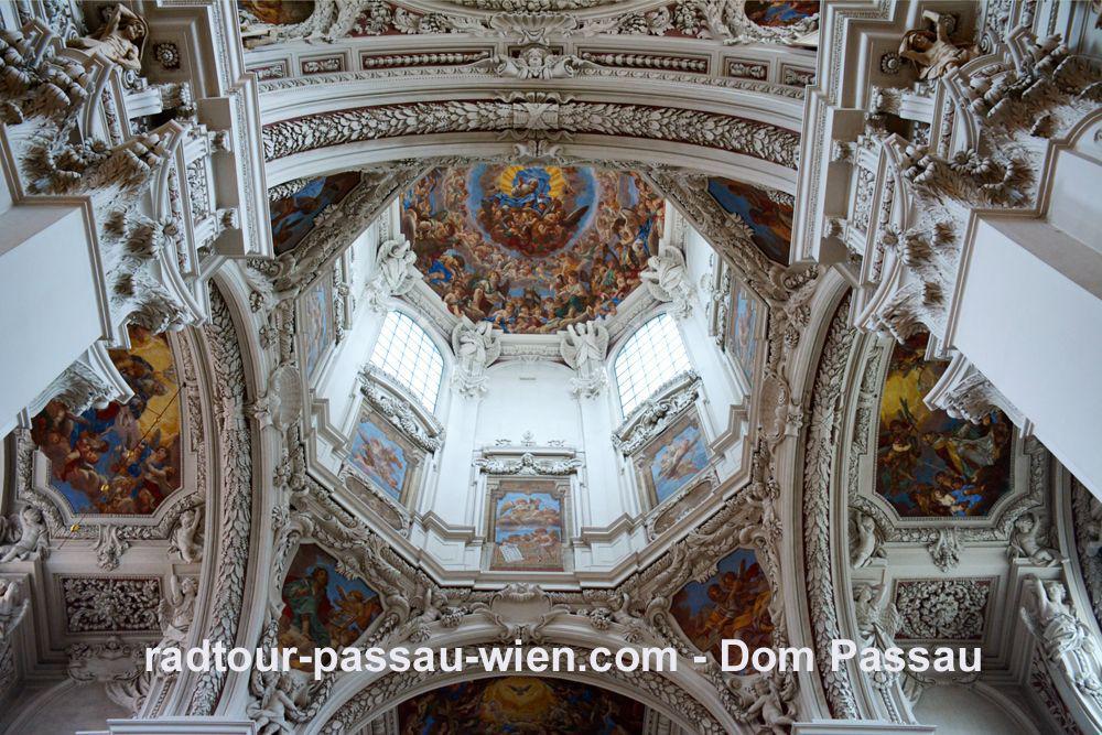 Dom in Passau - Vierungsturm