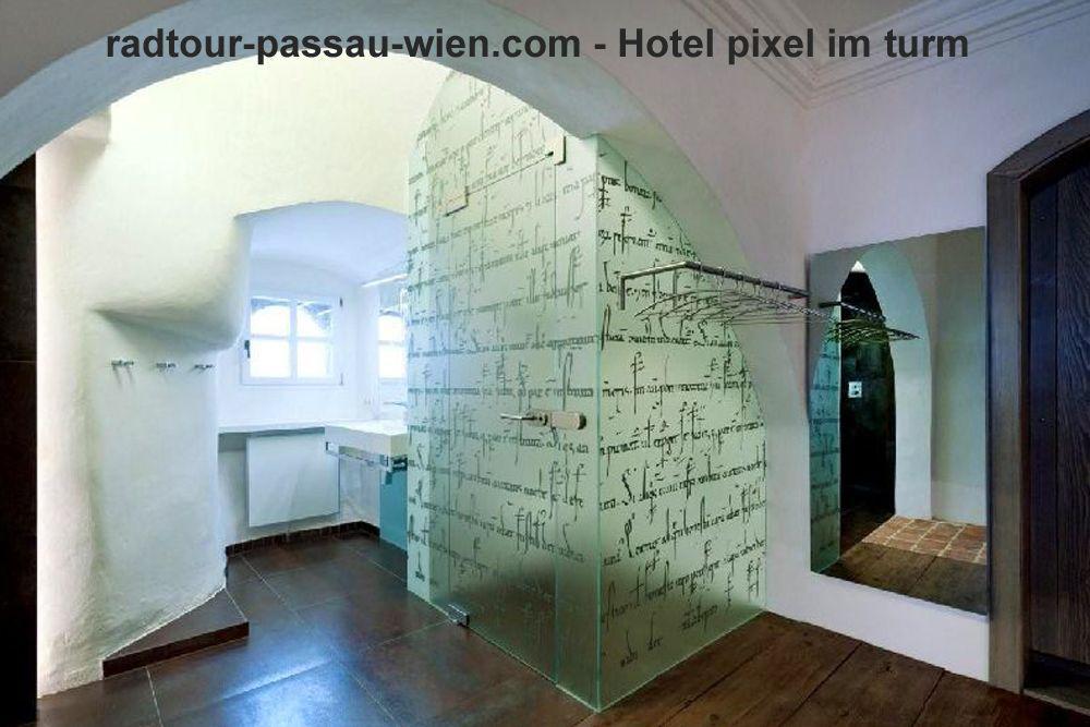 Stadtturm Enns - Hotel pixel im turm