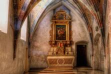 Veste Oberhaus - Kapelle