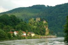 Donau-Radweg Passau-Wien