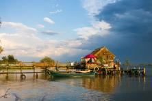 The Danube Delta with Boat & Bike