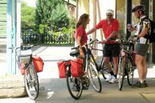 Fahrradtour Passau Wien