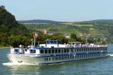 Die Donau mit MS Arlene