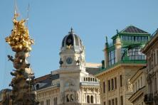 Radtour Passau Wien - Wien