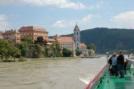 Passau-Wien mit MS Arlene