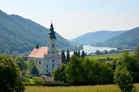 Passau-Wien mit Rad & Schiff - Stift Engelszell