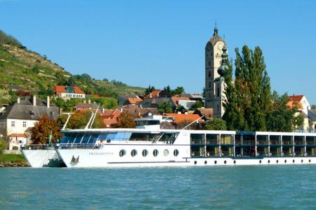 Passau-Wien mit MS Primadonna