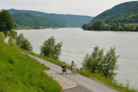 Radtour Passau - Wien