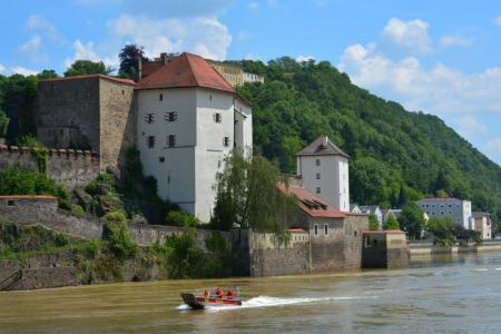 Passau - based in one hotel