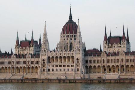 Donau mit Rad und Schiff - Budapest